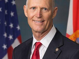 Florida Senator Rick Scott