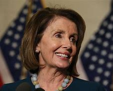 California 12th District House Representative Nancy Pelosi (D)