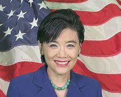 California 27th District House Representative Judy Chu (D)