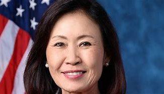 California 48th District House Representative Michelle Steel (R)