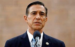 California 50th District House Representative Darrell Issa (R)