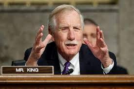 Contact Information Maine Senator Angus King (I)