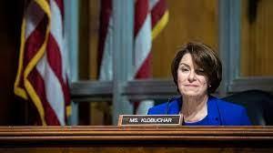 Contact Information Minnesota Senator Amy Klobuchar (D)