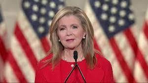 Contact Information Tennessee Senator Marsha Blackburn (R)