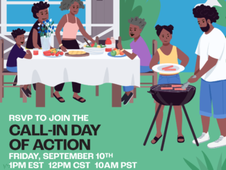 Friday September 10th PST Color Of Change Event