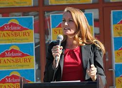 Contact Information New Mexico 1st District House Representative Melanie Stansbury (D)