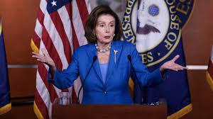 California 12th District House Representative Nancy Pelosi (D) - Speaker of the House Nancy Pelosi Announces Concessions To Manchin & Sinema